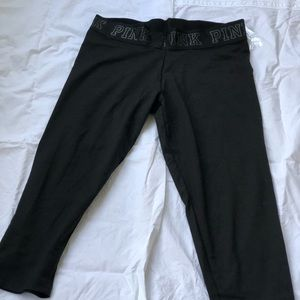 NWT VS PINK ULTIMATE Extreme Crop Legging